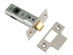 Yale Locks M888 Tubular Mortice Latch 76mm 3in Chrome Pack of 1
