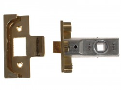 Yale Locks M999 Rebate Tubular Latch 64mm 2.5 in Polished Brass Finish
