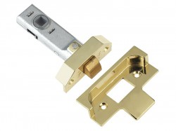 Yale Locks M999 Rebate Tubular Latch 76mm 3in Polished Brass Finish