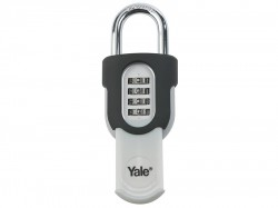 Yale Locks Y879 Combi Padlock with Slide Cover 50mm