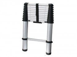 Zarges Soft Close Telescopic Ladder 2.9m