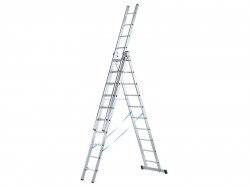 Zarges Skymaster Trade Combination Ladder 3-Part 3 x 12 Rungs
