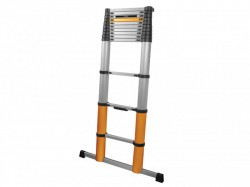 Batavia Giraffe Air Telescopic Ladder with Stabiliser 3.81m