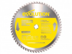 Evolution Stainless Steel Cutting Circular Saw Blade 355mm x 25.4mm x 90T