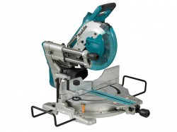 Makita DLS110Z 260mm Slide Compound Mitre Saw 36V (2 x 18V) Bare Unit