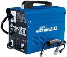 230V Gas/Gasless Turbo MIG Welder (130A)