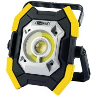 Draper Twin COB LED Rechargeable Worklight
