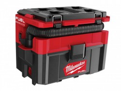 Milwaukee Power Tools M18 FPOVCL-0 FUEL PACKOUT Wet & Dry Vacuum 18V Bare Unit